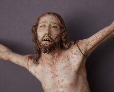 Jesus / Kruzifix / Corpus / Schmerzensmann - 18. Jahrhundert Barock   (# 10760)