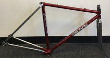 SCAPIN ITALIA FRAME AND FORK 48 CM COLUMBUS TUBING