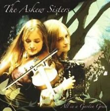 ASKEW SISTERS - ALL IN A GARDEN GREEN * USED - VERY GOOD CD