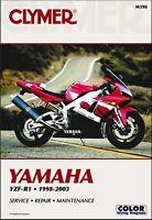 Yamaha YZF-R1 Repair Manual 1998-2003
