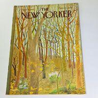 The New Yorker: April 10 1965 Full Magazine/Theme Cover Ilonka Karasz