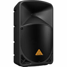 "Behringer B112W Active 12"" Bluetooth 1000W Amplified PA Speaker w/ USB 3.0 port"