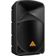 "Behringer B112W Active 12"" Bluetooth 1000W Amplified PA Speaker w/ USB 3.0 port"