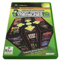 Midway Arcade Treasures 2 XBOX Original PAL *Complete*