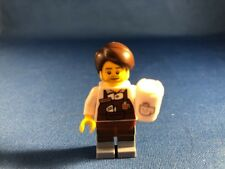 The Lego Movie Mini Figure Larry Coffee Guy