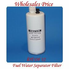 12x FS1022 Fuel Water Separator Filter For FORD Diesel With Cummins Engines
