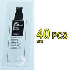 [COSRX Sample ] 1.2ml x Max 40 PCS BHA Blackhead Power Liquid  moisturizing skin