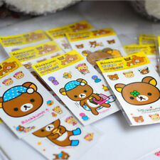 Rilakkuma Sticker Pack-Planner stickers-Mignon Kawaii Papeterie-Scrapbook