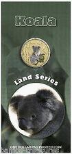 2008 $1 Pad Printed Coin Land Series - Koala