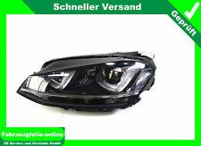 VW Golf 7 VII Xenon LED Frontal Faro Principal Izquierdo 44929 Valeo