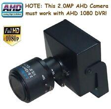 Sunvision 2.0Mp Ahd 1080p Sony 2.8-12mm Manual Focus Zoom Spy Camera (50B)