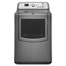"Maytag Bravos Series MEDB850YG 29"" STEAM Granite Electric Dryer NEW Daily DEAL!"