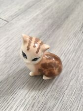 Vintage Szeiler Small Cat Figurine