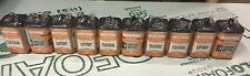 10 x Rayovac 941 General Purpose Lantern Battery, 6 Volt~Lot Of 10