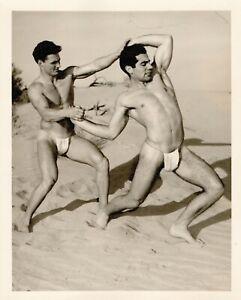 Gay Interest - Vintage - Male Physique Photos -Bruce of L.A 1950