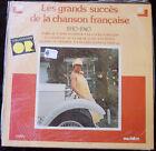 VARIOUS ARTISTS Les Grandes Succes De La Chanson Francaise Vol 1 LP STILL SEALED