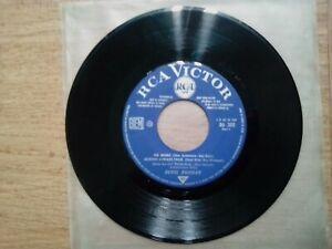"""45 Tours ELVIS PRESLEY  """" No more """"  RCA"""