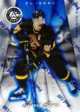 1997-98 Pinnacle Totally Certified Platinum Blue #45 Pavel Bure