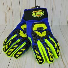 ironCLAD Kong Gloves INDI-CCPW-07 Impact Protection Water Resist Gloves SZ 3XL