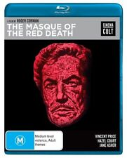 The Masque Of The Red Death (Blu-ray, 2015)
