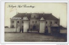Kobryń Sąd Powiatowy pocztówka (RPPC) Kobryn postcard (94)