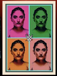 2018 Topps WWE SLAM DIGITAL CARD - SONYA DEVILLE POP ART Wave 2