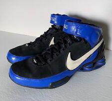 Vtg ~ Nike Shox Elite Family Basketball Shoes 316904-015 ~ Size 11.5, Black/Blue