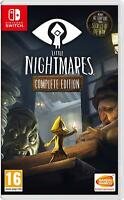 Little Nightmares: Complete Edition [Nintendo Switch Bandai Namco Adventure] NEW