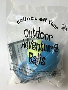 Sealed 2000 ARBY's Outdoor Adventure Balls Ball Kids Meal Toy