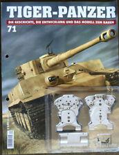 Hachette Modellbau,Tiger-Panzer Nr Neu /& OVP 36