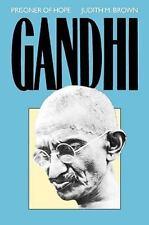 Gandhi : Prisoner of Hope by Judith M. Brown (1991, Paperback, Reprint)