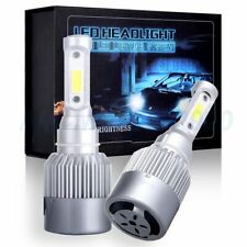 White Car H4 HB2 9003 940W 141000LM LED Headlight Kit Hi/Lo Power Bulbs 6500K