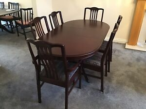 Buy Stag Table Chair Sets Ebay