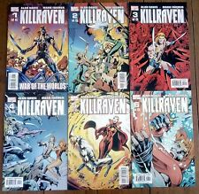 KILLRAVEN 1-6 (OF 6), MARVEL COMICS, 2002/2003, VF
