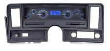 1969-76 Chevrolet Nova Carbon Fiber & Blue Dakota Digital VHX Analog Gauge Kit