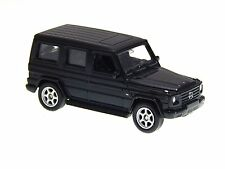 Welly NEX Mercedes Benz G Class G500 V8 W463 Black 1:60 1:64 No. 52239