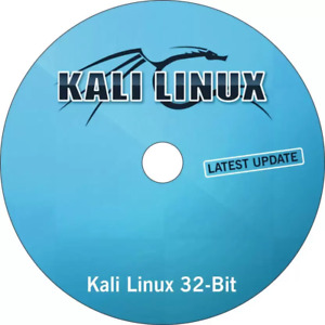 KALI LINUX 32BIT 2020 EDITION ON BOOTABLE DVD 600+ HACKING TOOLS