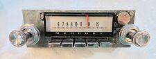 Vintage FoMoCo Mercury Park Lane S55 Radio OEM Nice!!
