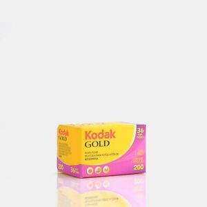 Kodak Gold 200 Color 35mm Film (36 Exposures)