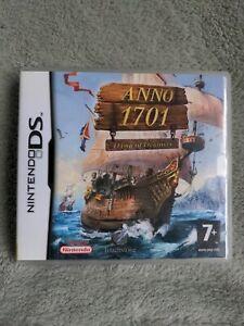 Anno 1701 (Nintendo DS, 2007) - European Version : Complete & Excellent