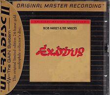 Bob Marley - Exodus -  MFSL  UDCD 628  GOLD CD  / NEW&SEALED!