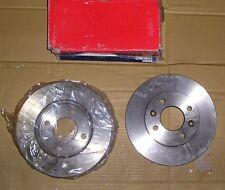 RENAULT, NISSAN O.E. Qualità Ventilato Dischi Freno Anteriore 238 mm-GBD456