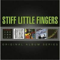 Stiff Little Fingers - Original Album Series [CD]