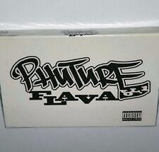 "PHUTURE FLAVA vol1 SEALED RAP TAPE CASSETTE 1996 G FUNK PROMO nwa 2pac 12"" lp cd"