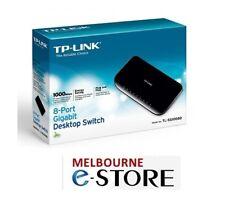 TP-Link TL-SG1008D 8-Port Desktop Gigabit Ethernet Switch 1000Mbps