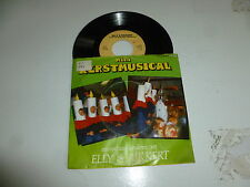 "ELLY & RIKKERT - Mini Keratmusical - 1984 Dutch 7"" Juke Box Vinyl Single"