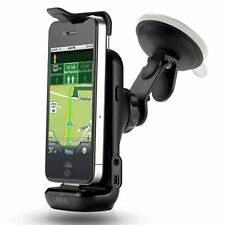 Magellan iPhone 4 4s 3G 3GS Premium Car Kit GPS Window Mount iPod 2G AP0300SGXXX