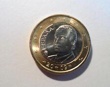 MONEDA DE 1 EURO, ESPAÑA, AÑO 2009 S/C. encartonada