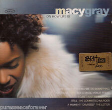 MACY GRAY - On How Life Is (UK 10 Trk CD Album)