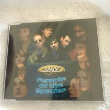 SPACE FEMALE OF THE SPECIES CD.
